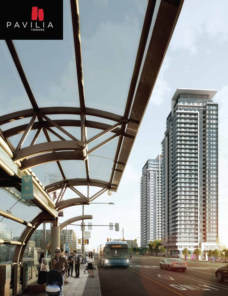 Pavilia Towers Unit #2912
